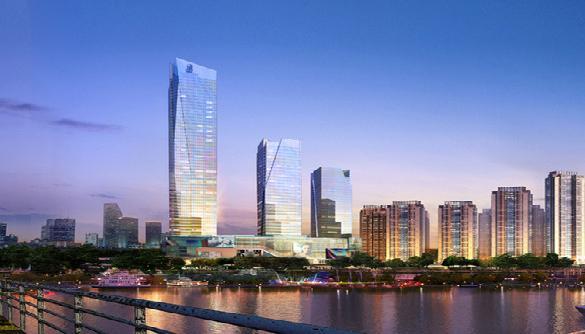 哈尔滨富力江湾新城