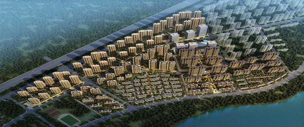 限时特惠 济南中海·华山珑城  物业类型:别墅  项目位置:济南小清河