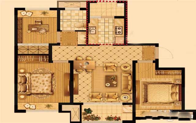 农房80平方设计图纸